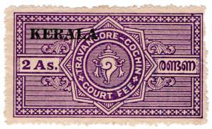 (I.B) India Revenue : Kerala State Duty 2a