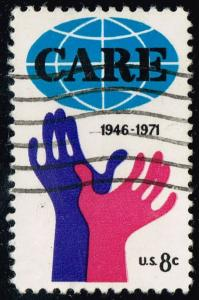 US #1439 CARE; Used (0.25)
