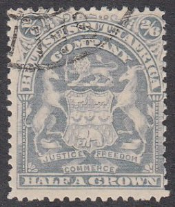 Rhodesia 67 Used CV $2.25