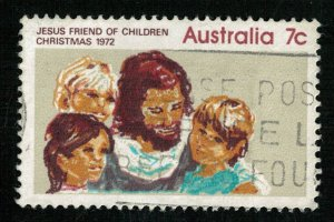 Jesus friend of children, Australia, 1972(4080-T)