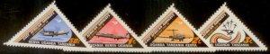 KUT 1976 SC# 320-3 MNH  L156