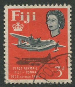 STAMP STATION PERTH Fiji #208 QEII General Issue Used 1964 CV0.50