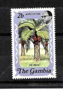 Gambia Stamp- Scott # 290/A31-2b-Mint/LH-1973-OG