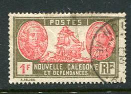 New Caledonia #158 Used
