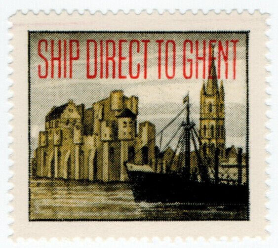 (I.B) Belgium Cinderella : Ship Direct to Ghent