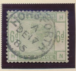Great Britain Stamp Scott #105, Used - Free U.S. Shipping, Free Worldwide Shi...