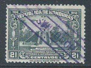 Honduras, Sc #C91, 21c Used
