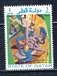 Qatar; 1972: Sc. # 311: **/MNH Single Stamp