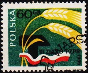 Poland. 1959 60g S.G.1085 Fine Used