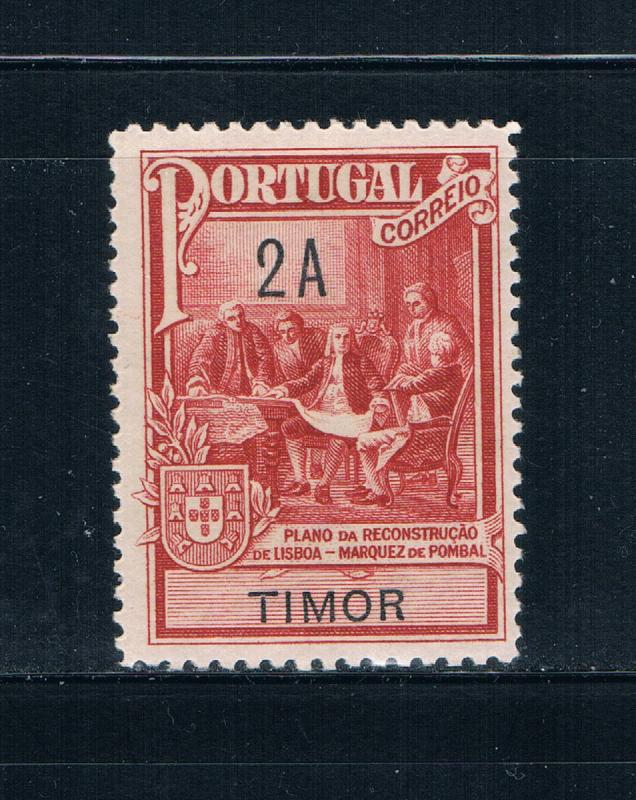 Timor RA2 MLH Pombal Issue (T0052)+