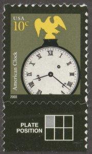 USA stamp, Scott# 3757, MNH, VF, single stamp, #3757