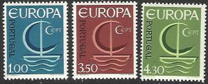 Portugal #980-982 MNH Set of 2 Europa