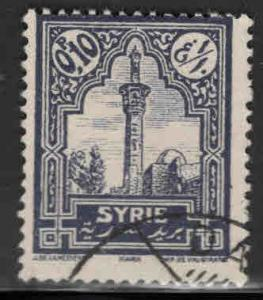 Syria Scott 173 Used stamp