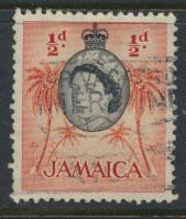 Jamaica  SG 159  -  Used-  see scan and details