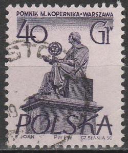 Poland #672  F-VF Used (S5542)