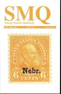 Stamp Market Quarterly, July-Sept 2007,