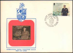 Isle of Man, Worldwide First Day Cover