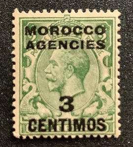 Great Britain Morocco Agencies 1914-26 Mint VLH