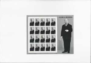 Alfred Hitchcock  Scott #3226
