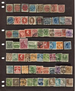STAMP STATION PERTH USA #68 Used Stamps - Unchecked