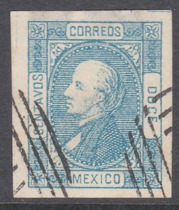 MEXICO  An old forgery of a classic stamp ..................................C868
