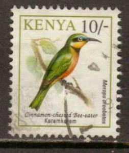 Kenya  #604  used  (1993)  c.v. $0.65