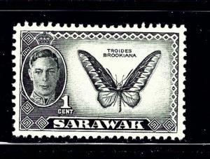Sarawak 180 MH 1950 issue