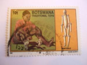 Botswana #562 used