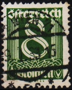 Austria.1925 8g S.G.575 Fine Used