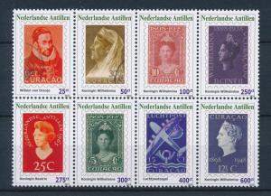 [NA2032] Netherlands Antilles Antillen 2010 Royalty MNH # 2032-39