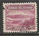 ECUADOR 329A VFU L663-2
