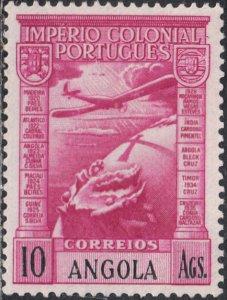 Angola #C9  MNH