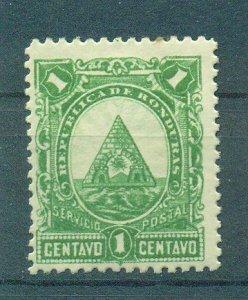 Honduras sc# 40 mh cat value $.30