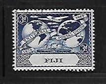 FIJI, 142, USED, UNIVERSAL POSTAL UNION