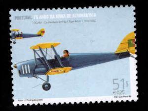 Portugal Scott 2302 MNH** military airplane