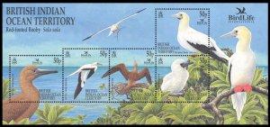 British Indian Ocean Territory 2002 Scott #244 Mint Never Hinged