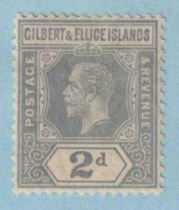 GILBERT & ELLICE ISLANDS 16  MINT LIGHTLY HINGED OG * NO FAULTS EXTRA FINE!