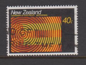 New Zealand Sc#890 Used