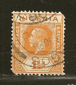 Nigeria 20 King George V Used