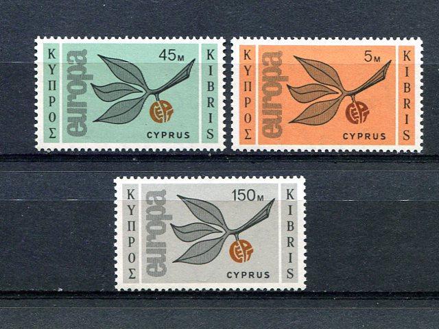 Cyprus Europa 1965 Mint VF NH