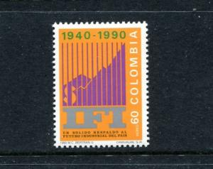 Colombia C830, MNH Institute of Industrial Development. 1990 x23554