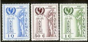 GUATEMALA C472-4 MNH SCV $5.40 BIN $2.75