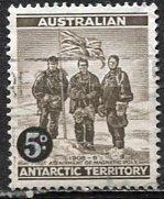 Australian Antartic Terr.; 1957: Sc. # L1: O/Used Single Stamp