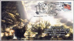 2016, Margarette Days,Machias ME, Navel Battle, Revolutionary War, 16-331
