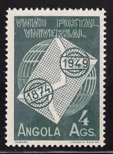Angola Scott 327 MNH** UPU stamps CV $16