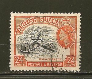 British Guiana 261 Bauxite Mine Used