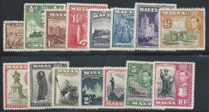Malta 191-205 LH