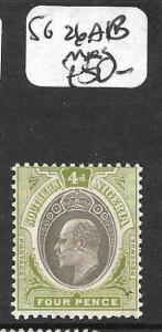 SOUTHERN NIGERIA  (PP1209B) KE 4D  SG 26AB  MOG