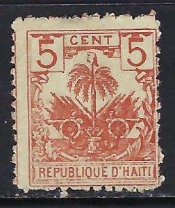 Haiti 35 MOG FORGERY 637C-2