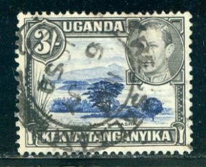 Kenya Uganda Tanzania Scott # 82a, used